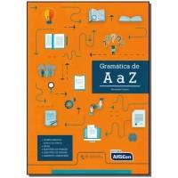 Livro Gramática de A a Z