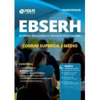 Apostila EBSERH 2019 - Comum Médio e Superior