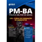 Apostila PM-BA 2019 - Curso de Formação de Sargentos