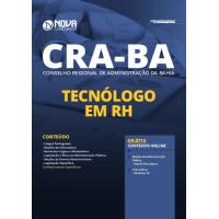 Apostila CRA-BA 2020 - Tecnólogo em RH