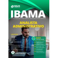 Apostila IBAMA 2020 - Analista Administrativo