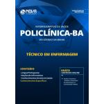 Policlínica - BA Técnico em Enfermagem