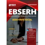 Apostila EBSERH 2019 - Assistente Social