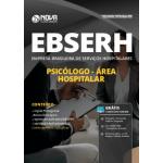 Apostila EBSERH 2019 - Psicólogo - Área Hospitalar