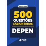 500 Questões DEPEN - Gabaritadas