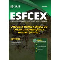 Apostila EsFCEx 2020 - Comum as áreas do Curso de Formação de Oficiais (CFO/QC)