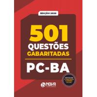 501 Questões PC-BA - Gabaritadas