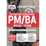 Apostila Concurso PM BA / CBM BA 2019 - OFICIAL POLÍCIA MILITAR - CFO PM
