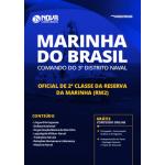 Apostila Marinha do Brasil 2019 - Oficial de 2ª Classe da Reserva da Marinha (RM2)