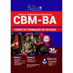 Apostila CFO CBM-BA 2020 - Curso de Formação de Oficiais Bombeiro