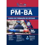Apostila CFO PM-BA 2020 - Curso de Formação de Oficiais
