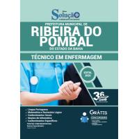 Apostila Prefeitura de Ribeira do Pombal - BA 2020 - Técnico em Enfermagem
