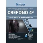 Apostila Crefono 4 2020 - Assistente Administrativo