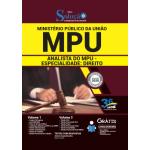 Apostila MPU 2020 - Analista do MPU – Especialidade: Direito