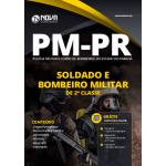 Apostila PM-PR 2020 - Soldado e Bombeiro Militar 2ª Classe