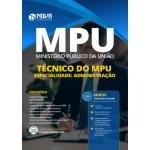 Apostila MPU 2020 - Técnico do MPU - Especialidade: Administração
