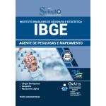 Apostila IBGE 2020 - Agente de Pesquisas e Mapeamento