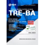 Apostila TRE-BA 2017 - Técnico Judiciário – Área: Serviços Gerais – Especialidade: Segurança Judiciária