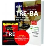 Apostila TRE-BA 2017 - Técnico Judiciário - Área: Administrativa