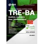 Apostila TRE-BA 2017 - Analista Judiciário - Área: Administrativa