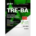 Apostila TRE-BA 2017 - Técnico Judiciário – Área: Apoio Especializado – Especialidade: Enfermagem