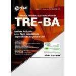 Apostila TRE-BA 2017 - Analista Judiciário – Área: Apoio Especializado – Especialidade: Engenharia Civil