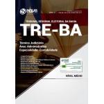 Apostila TRE-BA 2017 - Técnico Judiciário – Área: Administrativa – Especialidade: Contabilidade
