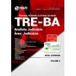 Apostila TRE-BA 2017 - Analista Judiciário - Área: Judiciária