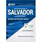 Apostila Prefeitura de Salvador-BA 2017 - Auxiliar de Serviços Gerais