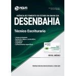 Apostila Desenbahia - Técnico Escriturário