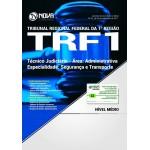 Apostila TRF 1ª Região 2017 - Técnico Judiciário - Área: Administrativa - Especialidade: Segurança e Transporte