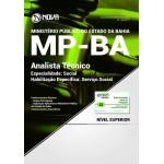 APOSTILA MP - BA - Ministério Público do Estado da Bahia- Analista Técnico- Esp: Social - Serviço Social
