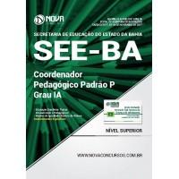 Apostila SEE-BA 2017 - Coordenador Pedagógico