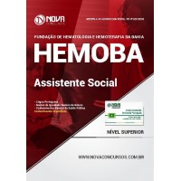 Apostila HEMOBA 2018 - Assistente Social