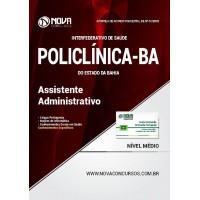 Policlínica - BA  Assistente Administrativo