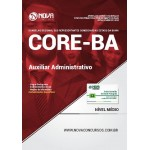 Apostila CORE-BA 2018 - Auxiliar Administrativo