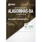 Apostila Prefeitura de Alagoinhas - BA 2018 - Assistente Administrativo