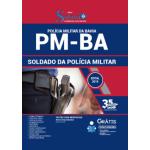 Apostila PM-BA - 2019 - Curso de Formação de Soldado