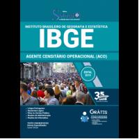 Apostila IBGE 2019 - Agente Censitário Operacional (ACO)