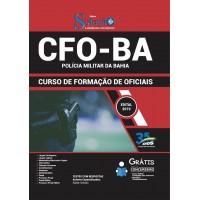 Apostila CFO  CBMBA - 2019 - Curso de Formação de Soldado Oficial