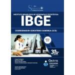 Apostila IBGE 2019 - Coordenador Censitário Subárea (CCS)