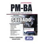 Apostila PM-BA Soldado da Polícia Militar da Bahia - 2019