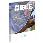 IBGE 2016 - Agente de Pesquisa e Mapeamento