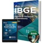 Apostila IBGE 2016 - Agente de Pesquisas e Mapeamento