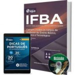 Apostila IFBA - Comum Cargos Professor do Ensino Básico, Técnico e Tecnológico