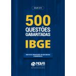 Livro de Teste IBGE 2019 - 500 Questões Gabaritadas