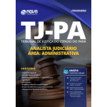 Apostila TJ-PA 2019 - Analista Judiciário - Área: Administrativa