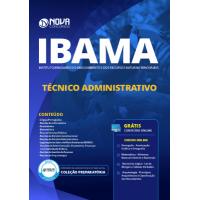 Apostila IBAMA 2019 - Técnico Administrativo