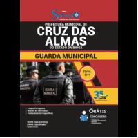 Apostila Prefeitura de Cruz das Almas - BA 2019 - Guarda Municipal