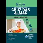 Apostila Prefeitura de Cruz das Almas - BA 2019 - Merendeira